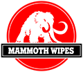 Mammoth Wipes The XXL Full Body Eco Friendly Towel Wipe