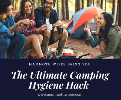 The Ultimate Camping Hygiene Hack