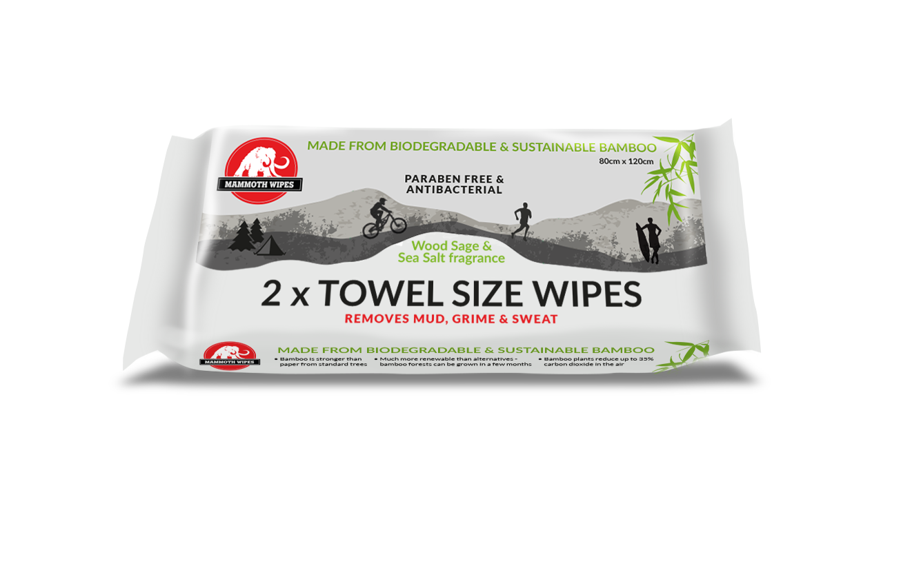Mammoth Wipes NEW DESIGN front